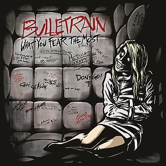 Bulletrain - hvad du frygt de fleste [CD] USA importerer
