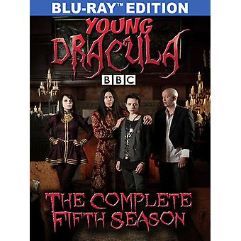 Young Dracula: The BBC Series - the Complete Fifth [Blu-ray] USA import
