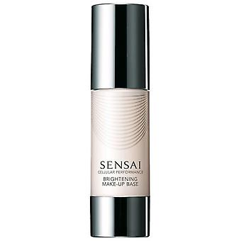 Kanebo Sensai Cellular Performance Brightening Make Up Base