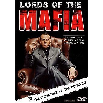 Lords of the Mafia-The Godfather vs formand (DVD)