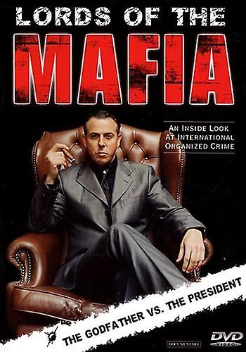 Lords of the Mafia - The Godfather vs. The President (DVD)