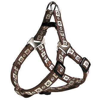 Trixie Harness One Touch Mod.Art Coffee (Dogs , Collars, Leads and Harnesses , Harnesses)