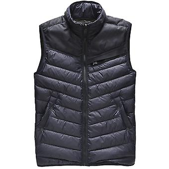 G-Star Attacc Down Naval Blue Nylon Body Warmer