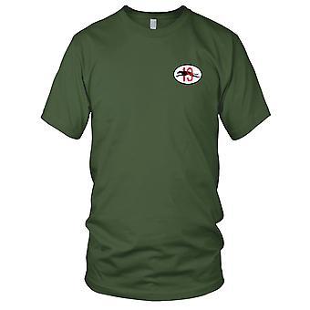 US Navy DESRON 19 Zerstörer Geschwader gestickt Patch - Greyhound Kinder T Shirt