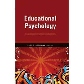 Educational Psychology by Greg S. Goodman