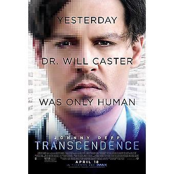 Transcendence Movie Poster (11 x 17)