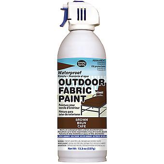 Outdoor Spray Fabric Paint 13.3oz-Brown OF0046-2M