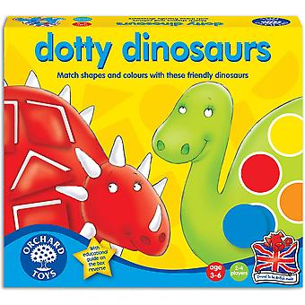 Orchard Toys Dotty Dinosaurier