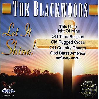 Blackwoods - Let It Shine [CD] USA importar