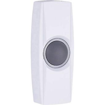 Bell button backlit 1x Byron BY34 White