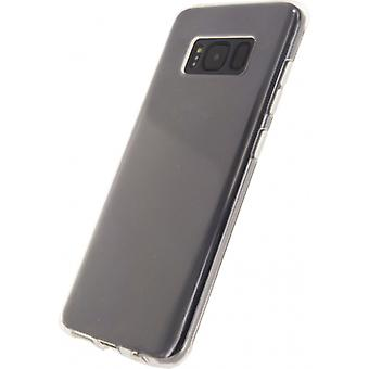 Mobilize MOB-23208 Smartphone Gel-case Samsung Galaxy S8 Transparant