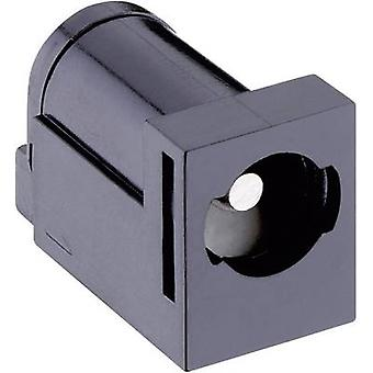 Low power connector Socket, horizontal mount 5.7 mm 2.35 mm