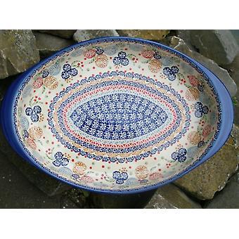 Baking dish, oval, 32, 5 x 20, 5 x 3, 7 cm, Sphera, koku, BSN J-2930
