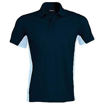 Kariban Flag Polo Shirts