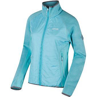 Regatta Womens/Ladies Robson Hybrid Full Zip Marl Fleece Casual Jacket