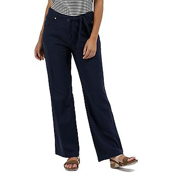 Regatta Womens/Ladies Quinetta Coolweave Lightweight Linen Trousers