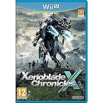 Xenoblade Chronicles X (Nintendo Wii U)
