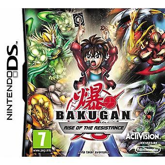 Bakugan Aufstieg des Widerstands (Nintendo DS)