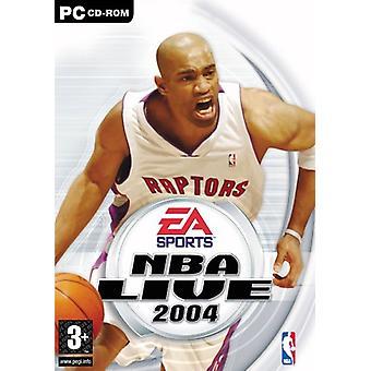 Levende NBA 2004 (PC)