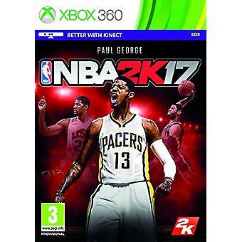 NBA 2K17 (Xbox 360) - Werksversiegelt