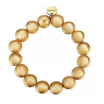 Joop vrouwen armband roestvrij staal goud scoop JPBR10644B190