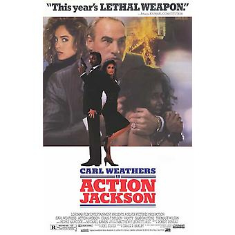 Action Jackson Movie Poster (11 x 17)