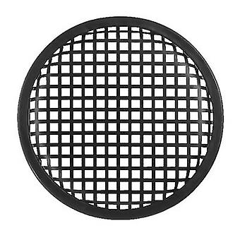 Speaker grille (Ø x H) 206 mm x 14 mm Monacor MZF-8629