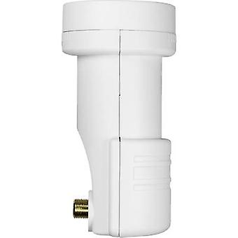 Renkforce Single LNB No. of participants: 1 LNB feed size: 40 mm