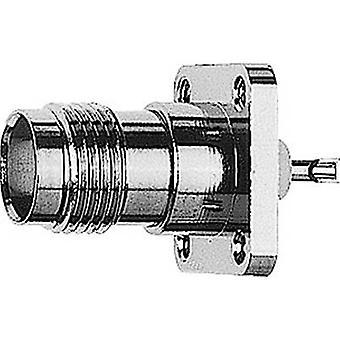 TNC connector Socket, build-in 50 Ω Telegärtner J01011F0613 1 pc(s)