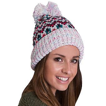Outdoor Look Womens/Ladies Oban Pom Winter Beanie Ski Hat