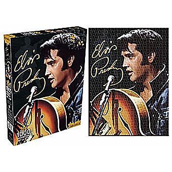 Elvis Presley 1968 1000 Puzzle Puzzle-690 X 510 Mm