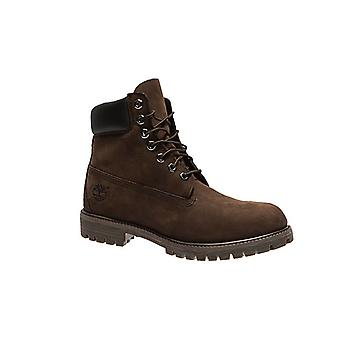 Timberland AF 6-inch premium BT real leather boots Brown