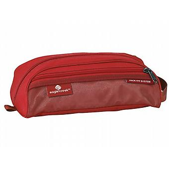 Eagle Creek Pack It Quick Trip Toiletry Bag (Red Fire)
