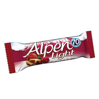 Alpen Light Summer Fruits Bars