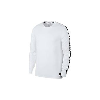 Nike M NK FC Dry LS Tee Ftbl Stripe AA5727100 training all year men t-shirt