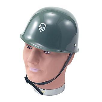 Sombrero del ejército. Niños plástico.