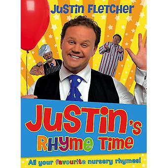 Justins RIM tid af Justin Fletcher - 9780571303557 bog