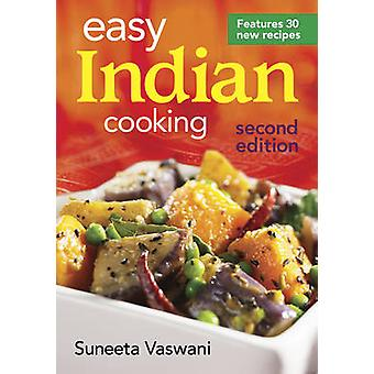 Easy Indian Cooking (2nd Revised edition) by Suneeta Vaswani - 978077