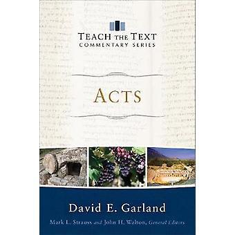 Handlinger af David E Garland - 9780801092299 bog
