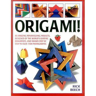 Origami! -80 erstaunliche Papierfalten Projekte - von der Welt