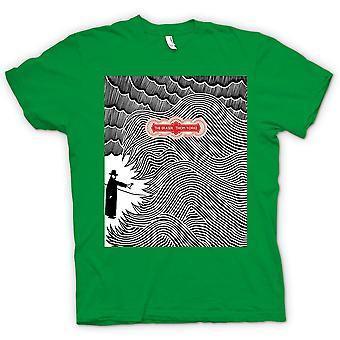 Мужская футболка - Thom Yorke - Radiohead Ластик