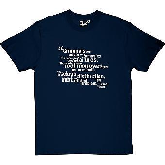 Orson Welles класс отличием цитатой Мужская футболка