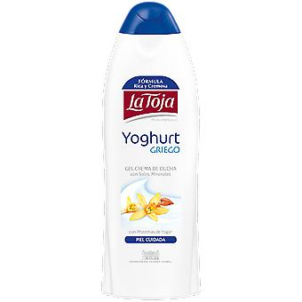 La Toja Greek Yoghurt Shower Gel 650 Ml