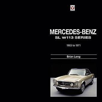 Mercedes-Benz SL - W113-serie 1963-1971 door Brian Long - 9781845843045