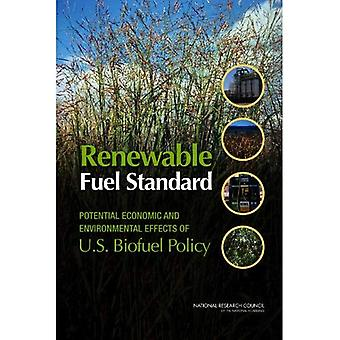 Combustibile rinnovabile Standard