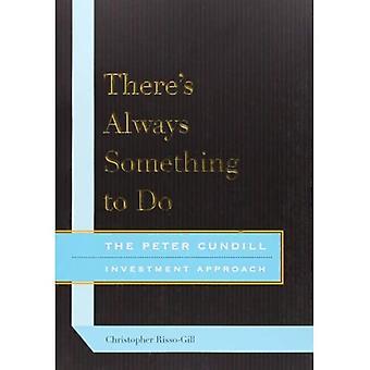 Il y a toujours quelque chose à faire: l'approche de placement Peter Cundill