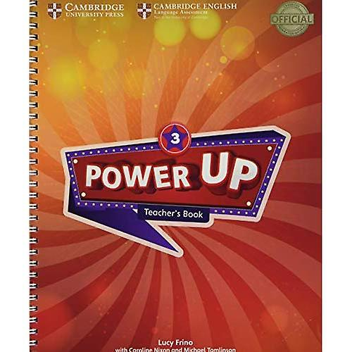 Power Up Level 3 Teacher& 039;s Book