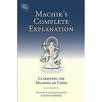 Machik's Complete Explanation