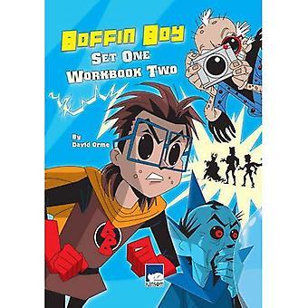 Boffin niño establece un libro 2