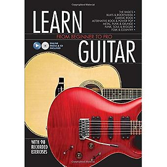 Learn Guitar: From Beginner� to Pro